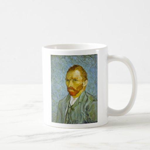 Van Gogh's 'Self Portrait' Mug