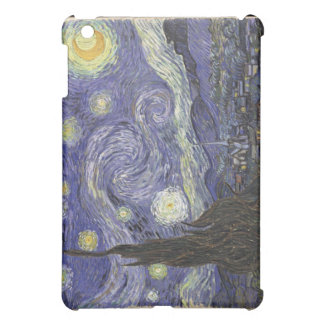 Van Gogh's Starry Night Classic Painting iPad Mini Covers