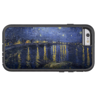 Van Gogh's Starry Night Over the Rhone Tough Xtreme iPhone 6 Case
