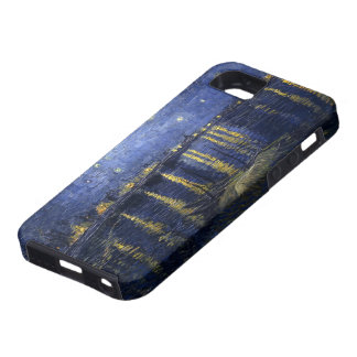 Van Gogh's Starry Night Over the Rhone iPhone 5 iPhone 5 Cover