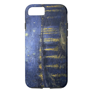 Van Gogh's Starry Night Over the Rhone iPhone 7 ca iPhone 7 Case