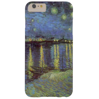 Van Gogh's Starry Night Painting Barely There iPhone 6 Plus Case