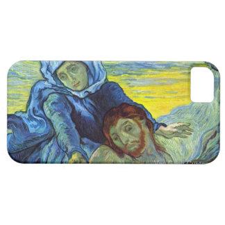 Van Gogh's 'The Pieta' iPhone 5 Case