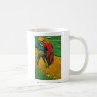Van Gogh's 'Two Lovers' Mug