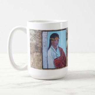 Van Miller Self Portrait Mug