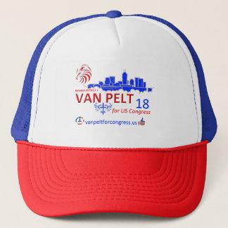 Van Pelt for Congress Hat-Logo Trucker Hat