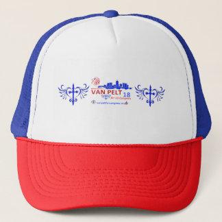 Van Pelt for Congress Hat-Wings Trucker Hat