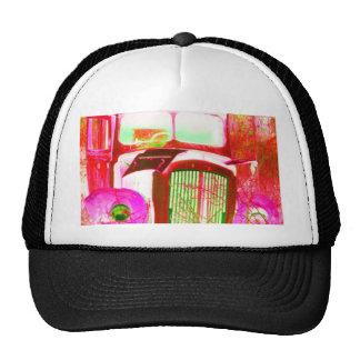 van pink cap