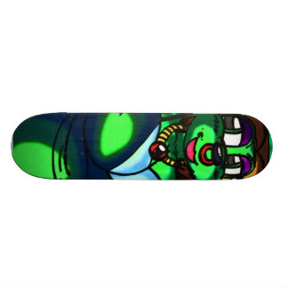 Vanah the Omni Skateboard. 19.7 Cm Skateboard Deck