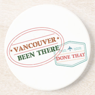 Vancouver Been there done that Coaster
