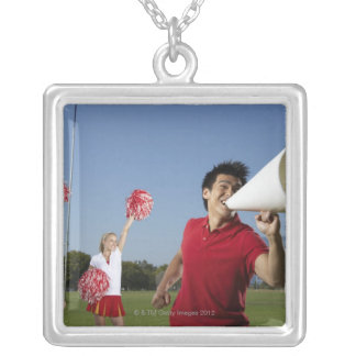 Vancouver, British Columbia, Canada Silver Plated Necklace