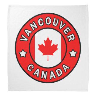 Vancouver Canada Bandana