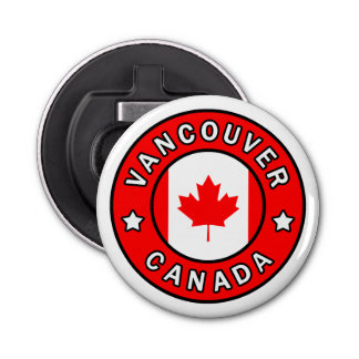 Vancouver Canada Bottle Opener