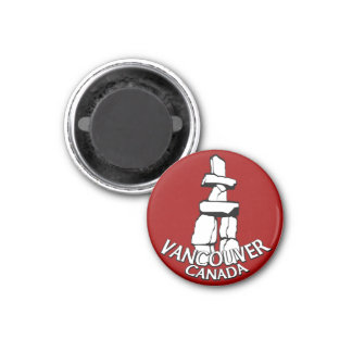 Vancouver Canada Fridge Magnets Souvenir Magnets