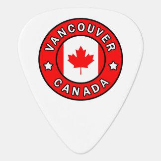 Vancouver Canada Plectrum