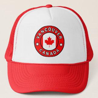 Vancouver Canada Trucker Hat