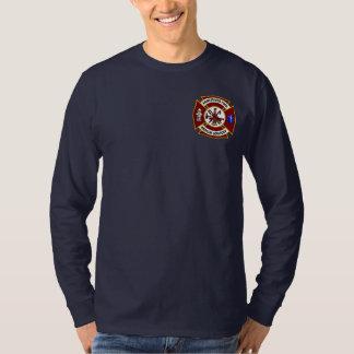 Vancouver Fire Engine-2 Long Sleeve Tee