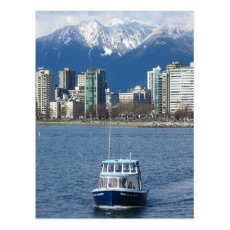 Vancouver in April Postcard