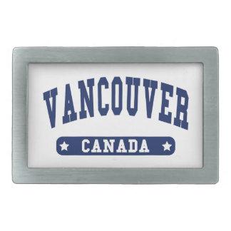Vancouver Rectangular Belt Buckle