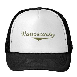 Vancouver  Revolution t shirts Mesh Hat