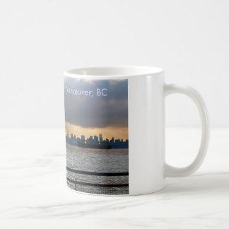 Vancouver Skyline Mug