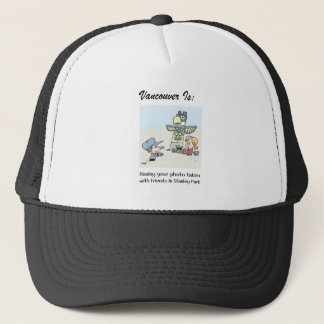 Vancouver T - 2 Trucker Hat