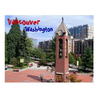 Vancouver Washington Postcard