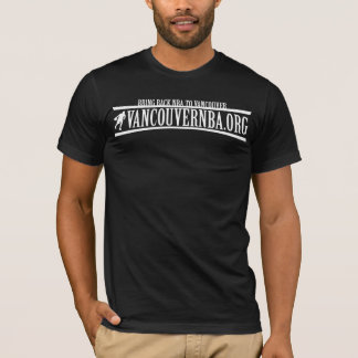 Vancouvernba.org w1 T-Shirt