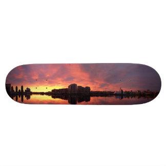 Vancover, Canada Skateboard