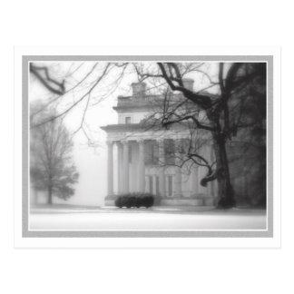 Vanderbilt Mansion Postcard