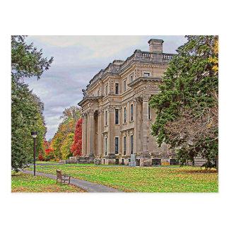 Vanderbuilt Mansion Postcard