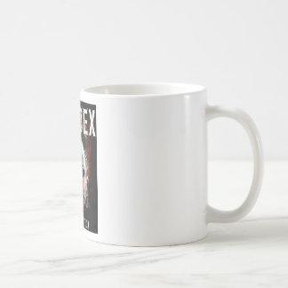 Vandex Classic White Coffee Mug