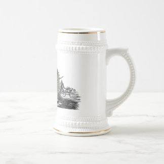Vane Family Arms Beer Stein