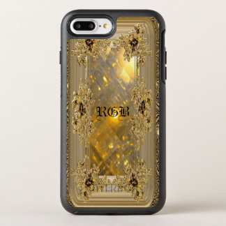 Vanfleet Mirage Victorian Elegant Girly Monogram OtterBox Symmetry iPhone 8 Plus/7 Plus Case