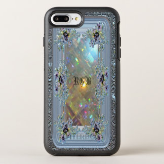 Vanfleet Victorian Girl Monogram Elegance OtterBox Symmetry iPhone 8 Plus/7 Plus Case