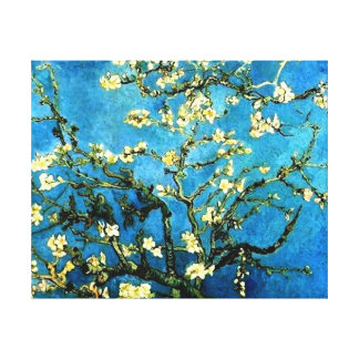 VanGogh Almond Tree Blossoms Canvas Canvas Print