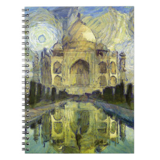 vangogh india notebook