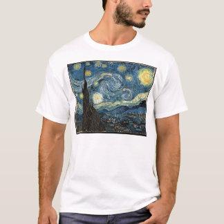 Vangogh Starry Night T-Shirt