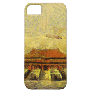 vangoghize_Forbidden-City Barely There iPhone 5 Case