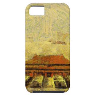 vangoghize_Forbidden-City iPhone 5 Cases