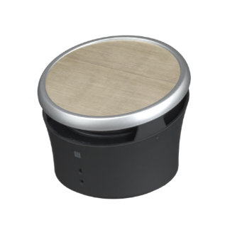 Vanilla Color with Crease Background Bluetooth Speaker