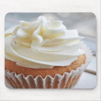Vanilla Cupcake Photograph ll Mouse Pad
