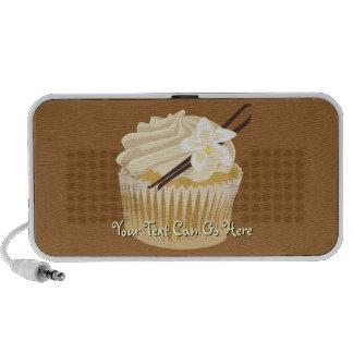 Vanilla Cupcake iPod Speaker