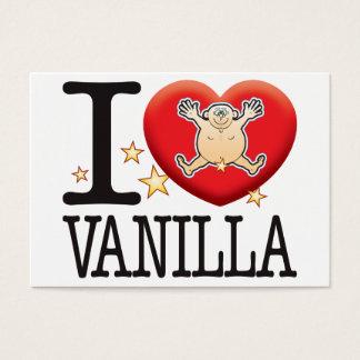 Vanilla Love Man