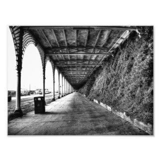 Vanishing Point Photo Print