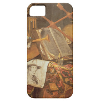 Vanitas (oil on canvas) iPhone 5 cases
