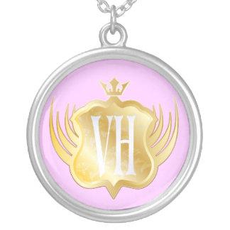 Vanity High SCHOOL CREST necklace CUTE
