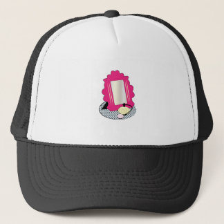Vanity Mirror Base Trucker Hat
