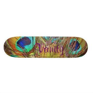 Vanity Peacock Skateboards