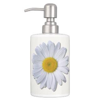 Vanity Set - New Daisy on Off White